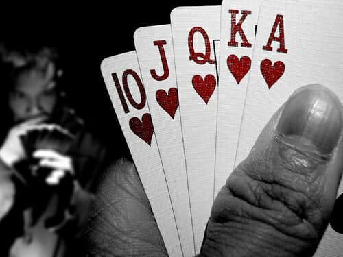Punti Texas Hold'Em