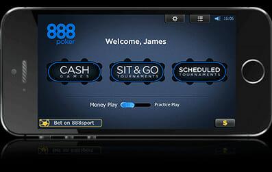 Aplikasi Poker 888