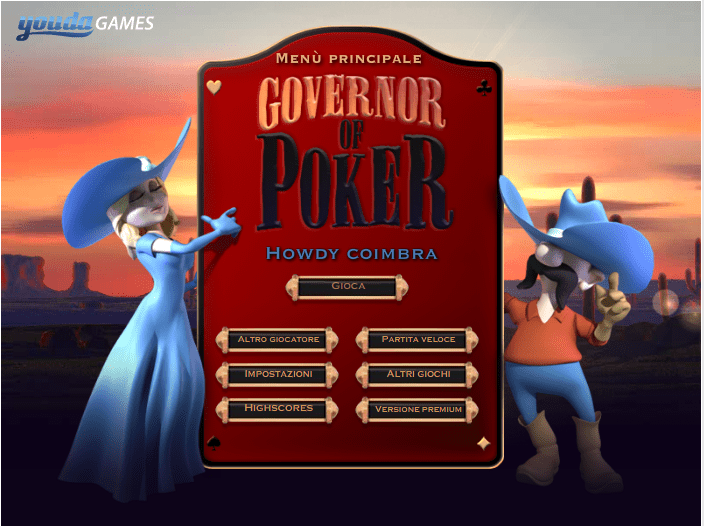 Giochi online poker all'italiana