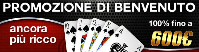 Bonus Winga Poker