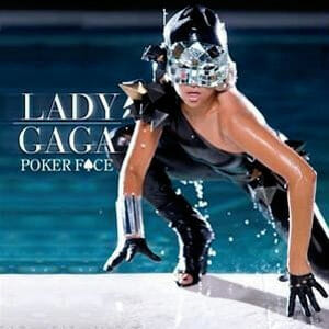 Video Poker Face Lady Gaga