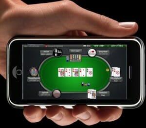 Aplikasi Seluler Poker