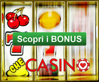 Scopri i Bonus su CheCasino